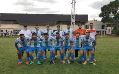 Torneio de Futebol Clube de Engenharia Categoria Prata